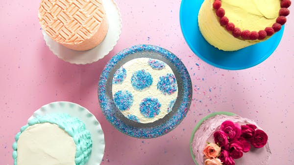 Cake Decorating Hacks : 5 Kitchen Utensil Cake Decorating Hacks Tastemade