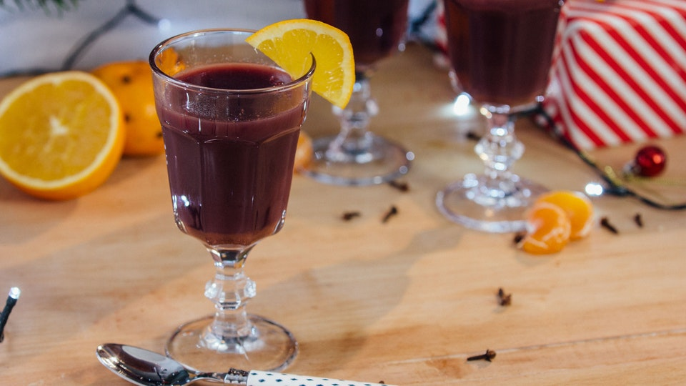 Tastemade: Mulled Wine Jelly ~ Recipe