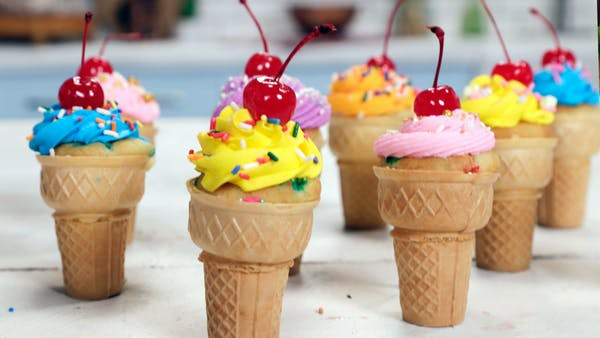 Ice Cream Cone Cakes Recipe Tastemade