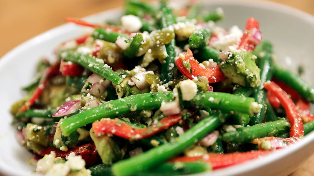 Mexican Green Beans Image