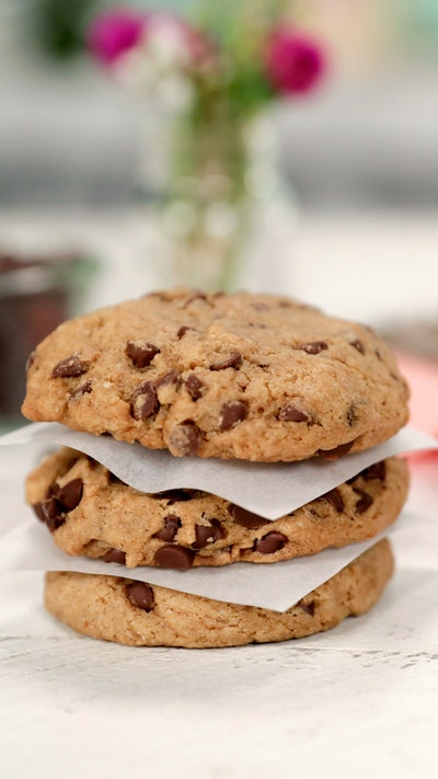 Old Fashioned Chocolate Chip Cookies