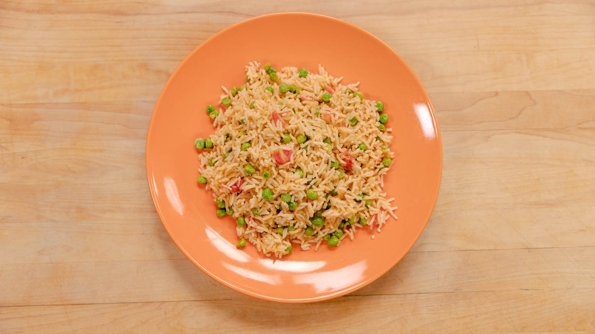 Tomato Spiced Rice Image