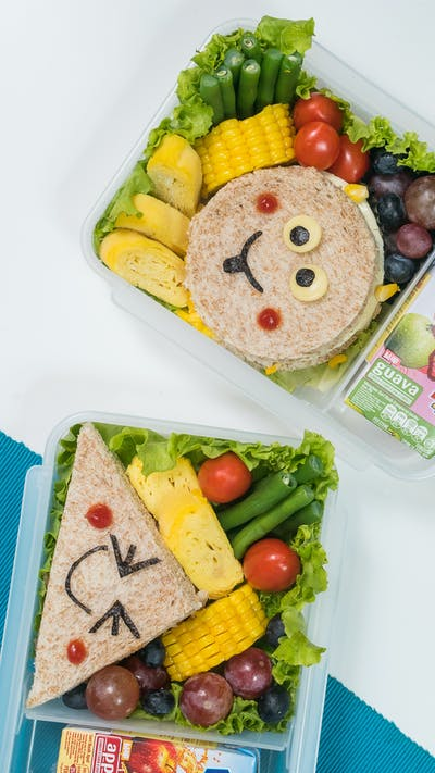 Sandwich Lunch Box Buavita