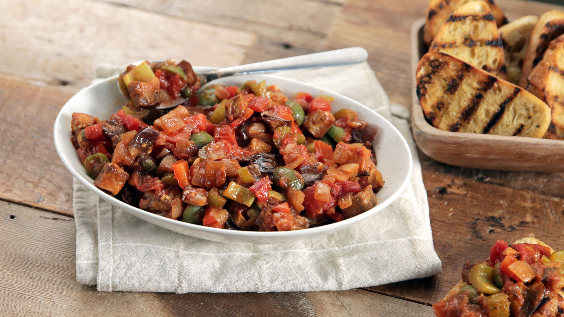 Image result for Caponata