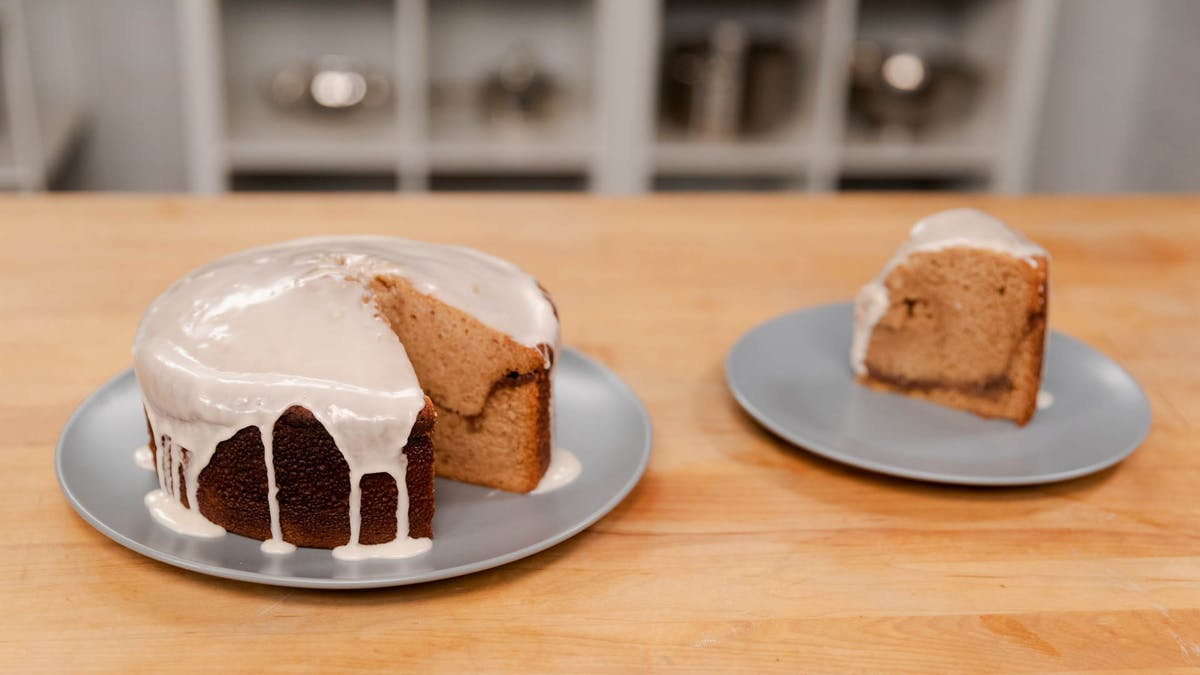 Slow Cooker Coffee Cake Image