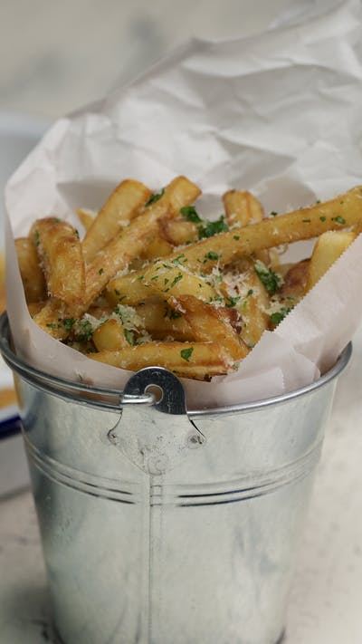 Triple Cooked Parm Fries