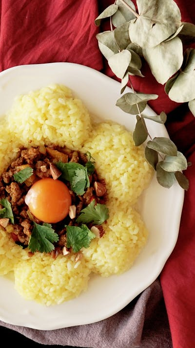 Fragrant Dry Curry