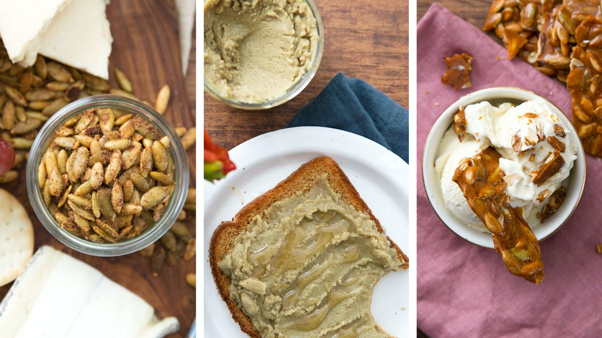 Maple Cardamom Pumpkin Seed Butter Image