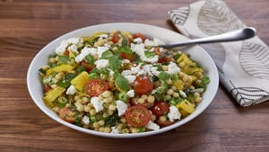 Herbed Pearl Couscous Image