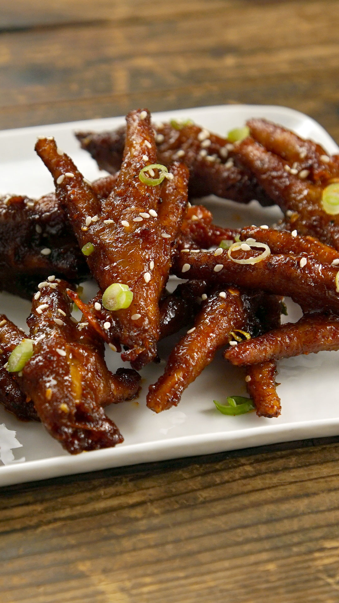 Korean-Style Chicken Feet ~ Re...