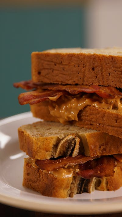 Tastemade Elvis Banana Bread Sandwich Recipe