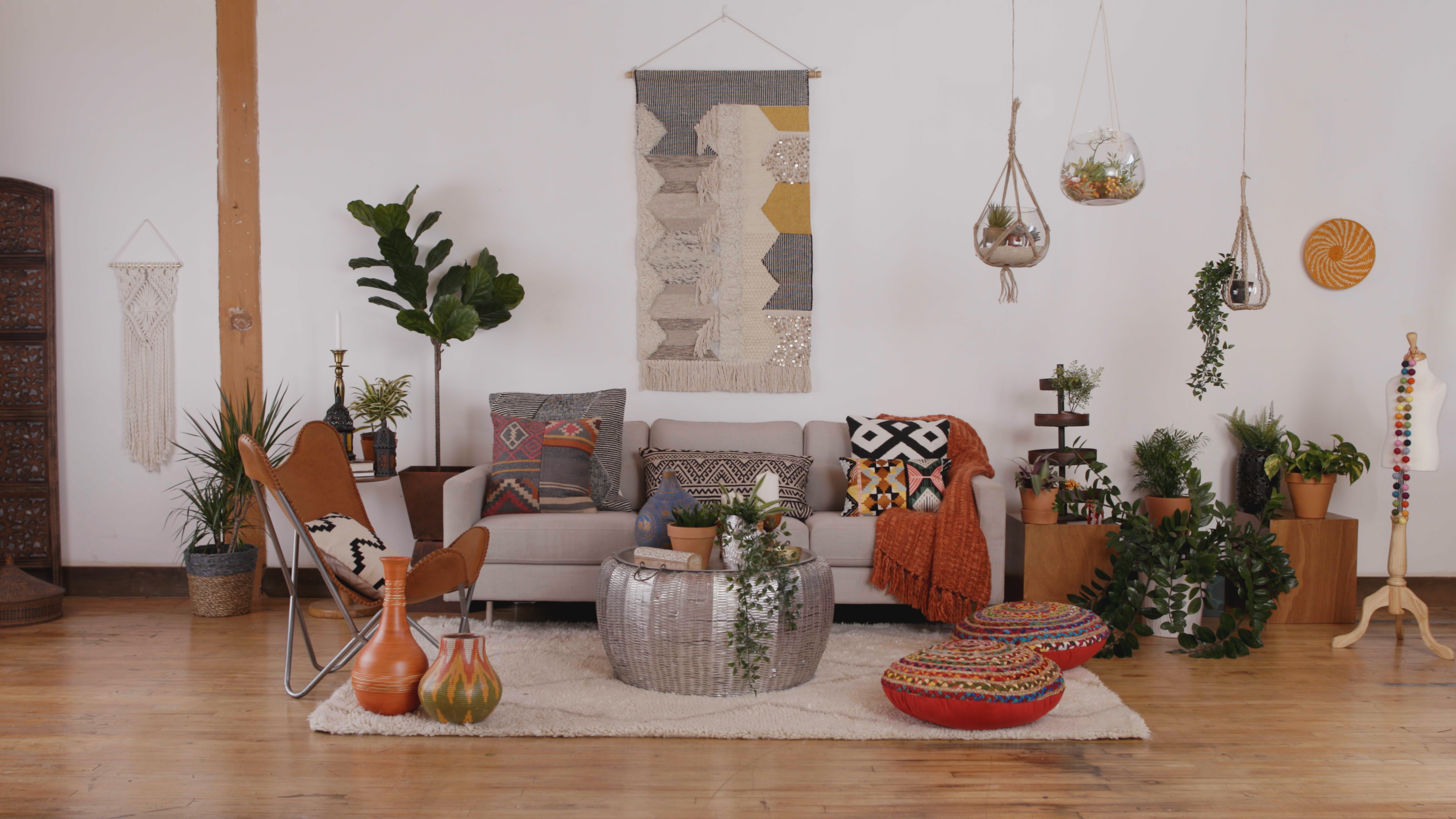 One living room three ways tastemade