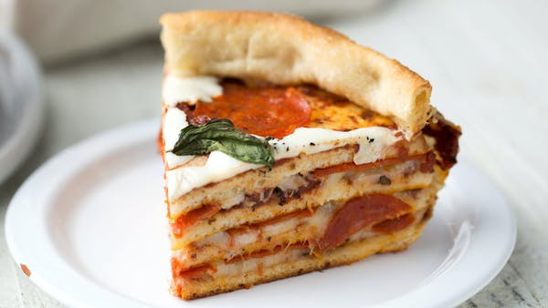 Layered Pizza Cake Recipe Tastemade