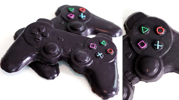 Chocolate Ps4 Controllers Recipe Tastemade