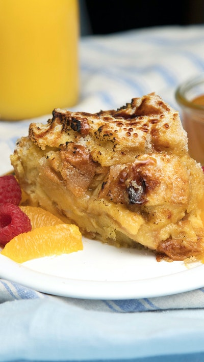 French Toast Creme Brulee Casserole