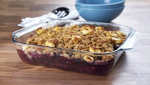 Blueberry Crumble Image