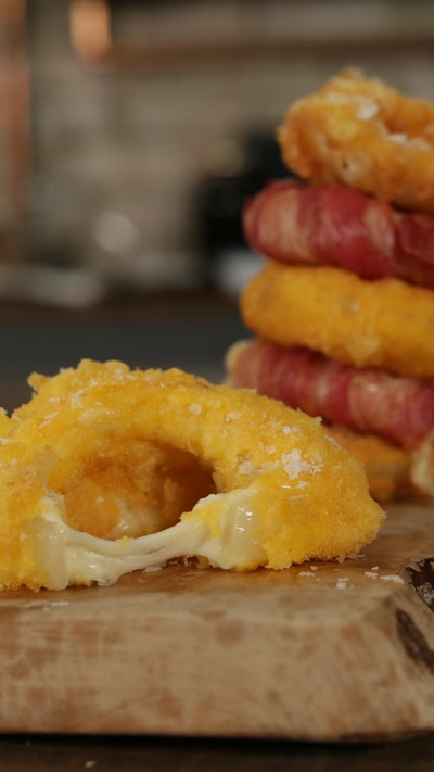 Cheetos Onion Rings