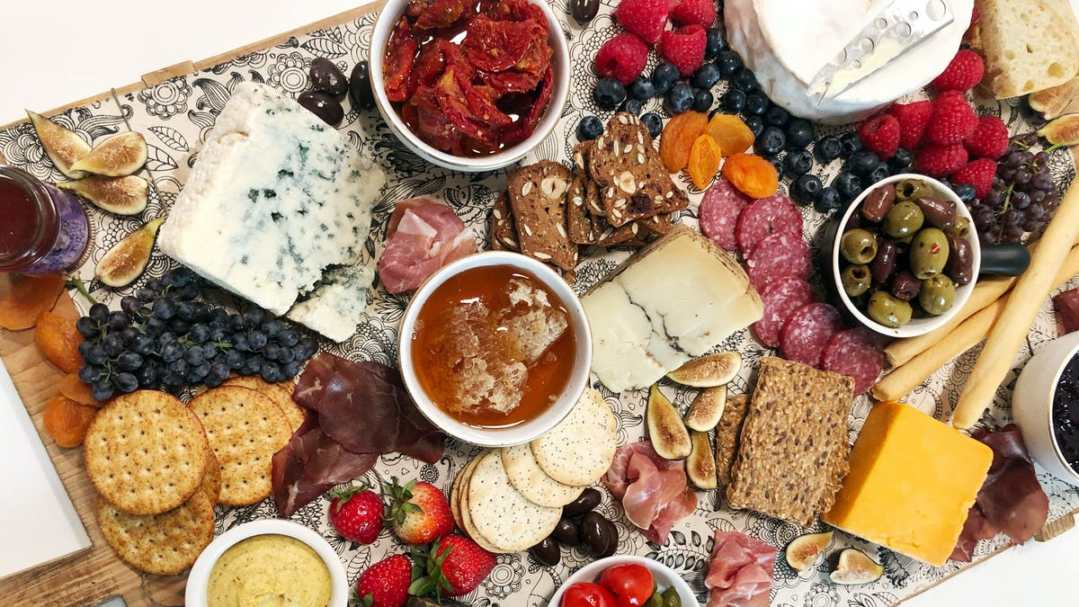 Cheese & Everything-Tasty Board Image