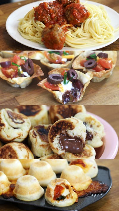 4 Ways to Hack Mini Muffin Pans