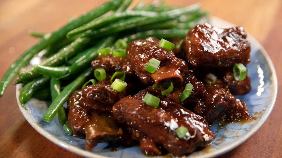 Sweet and Sour Spareribs Image