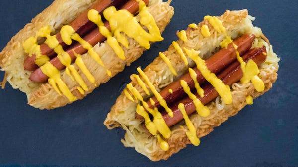 Hot Dog Ramen Buns Recipe Tastemade