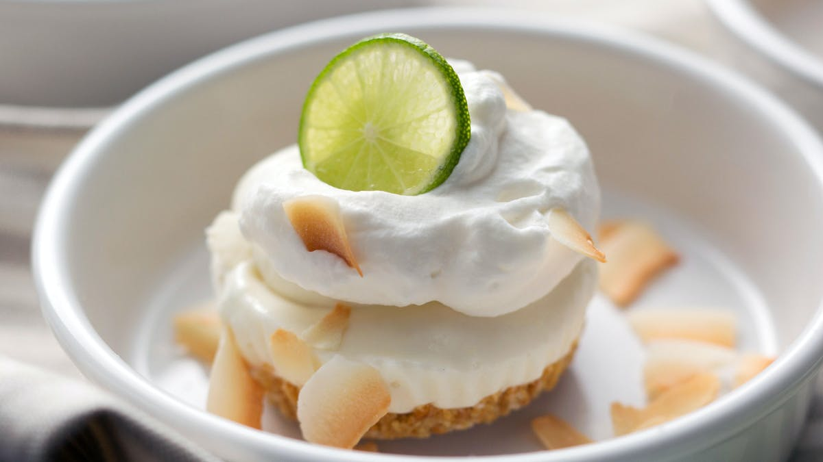 Frozen Key Lime Cups Image