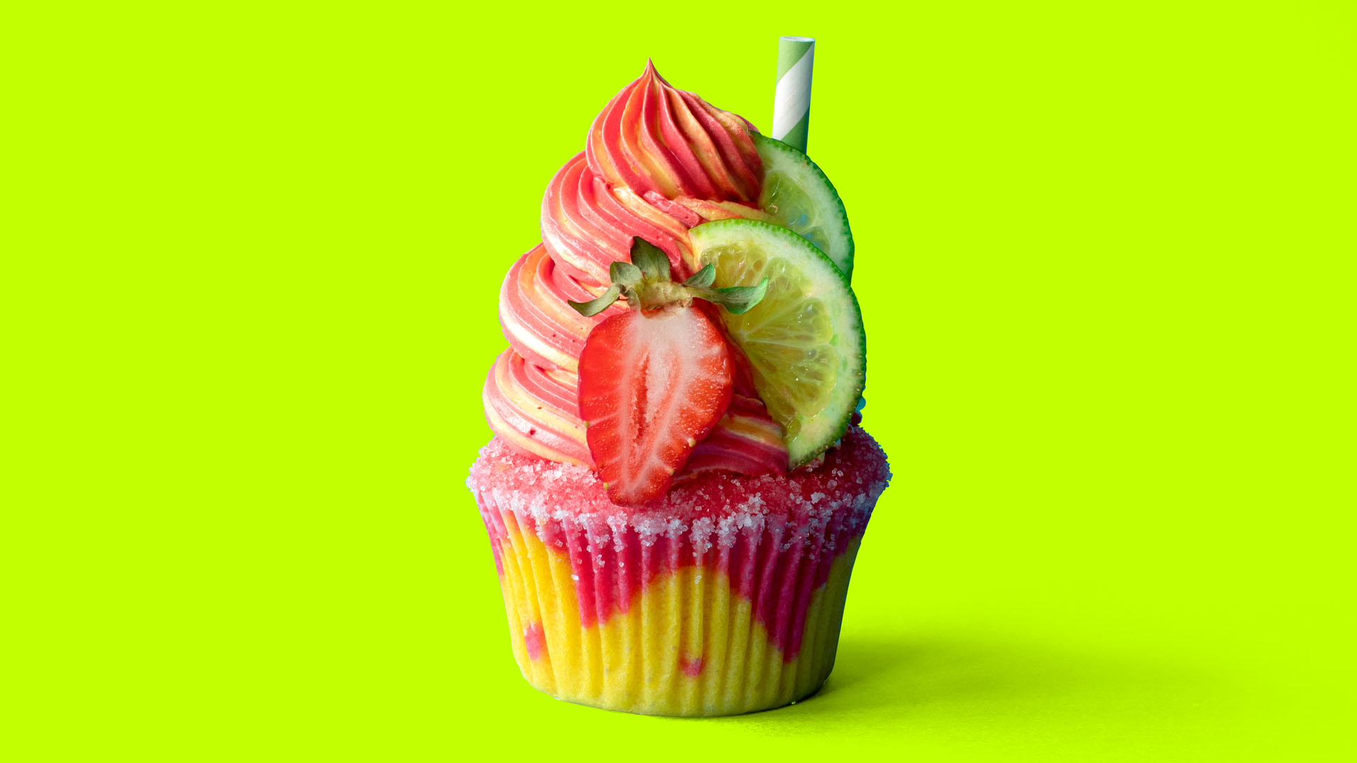 Strawberry Mango Margarita Cupcakes Tastemade