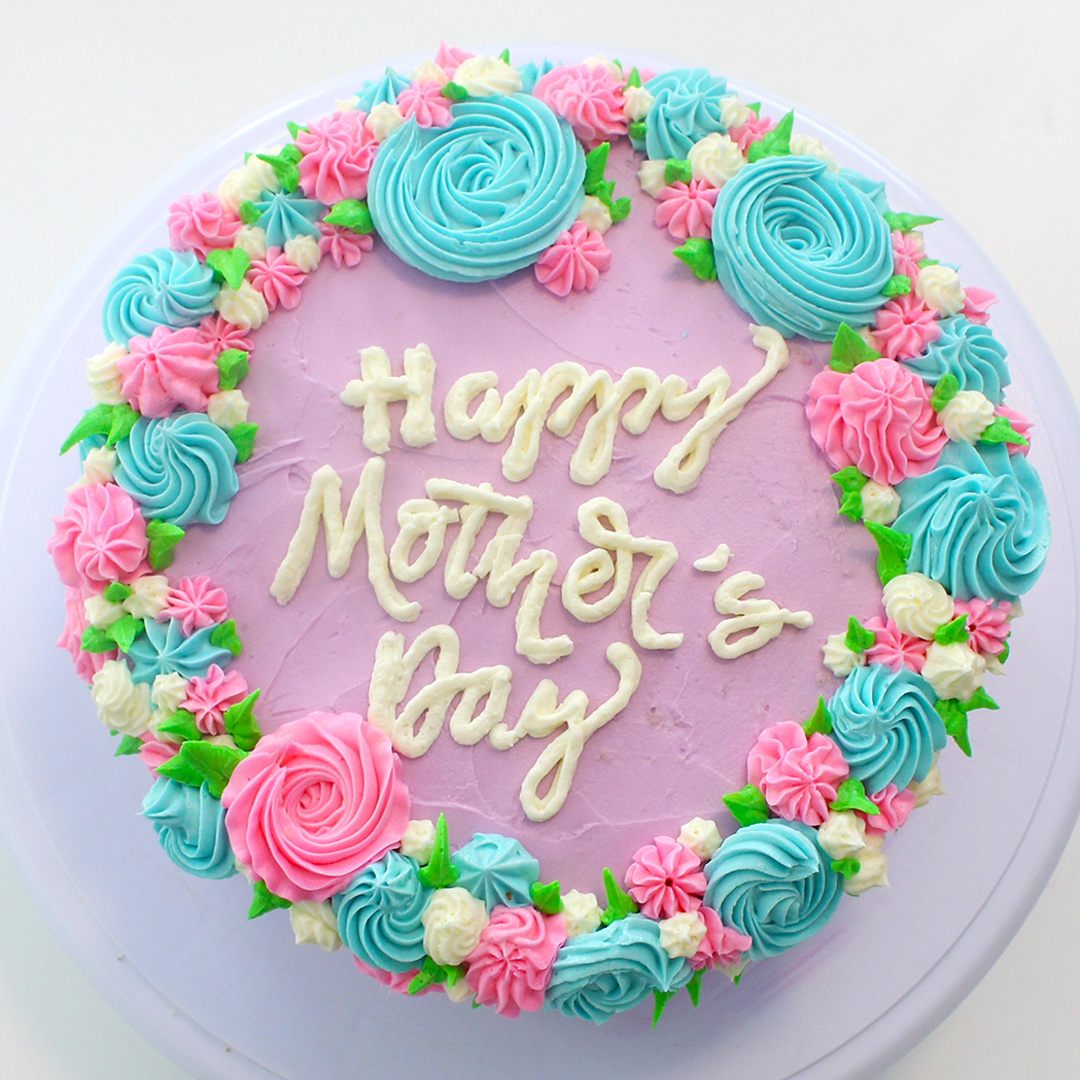 Happy Mothers Day Cake Recipe