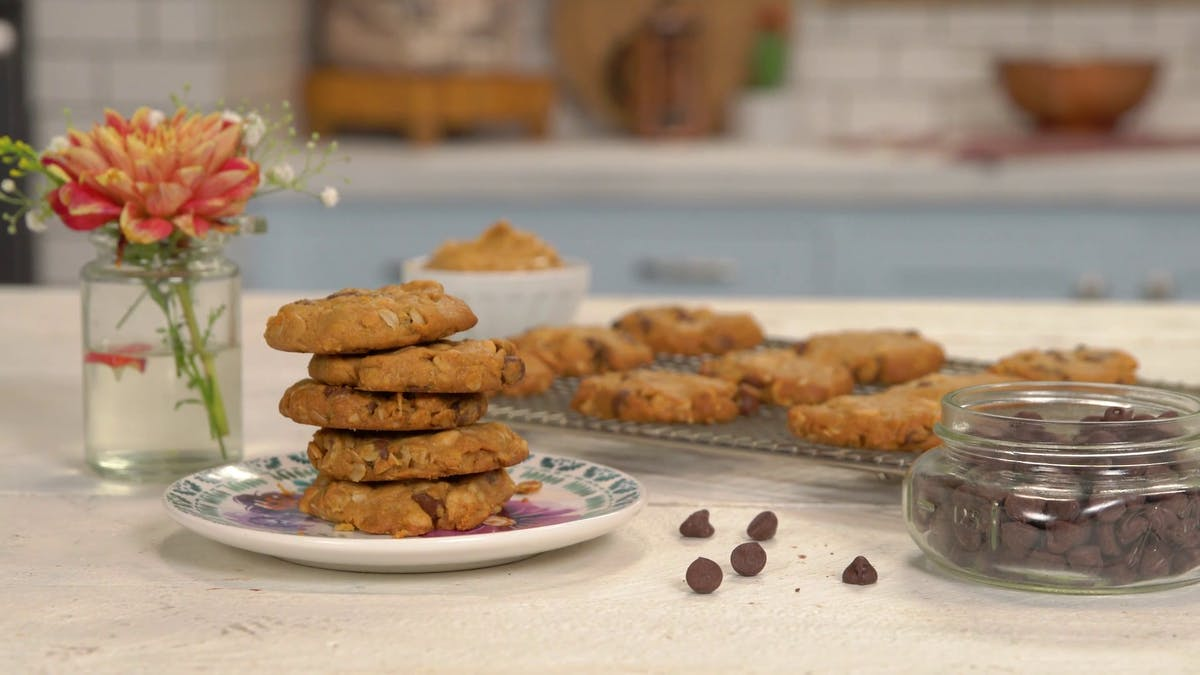 Nearly Guilt-Free Cookies Image