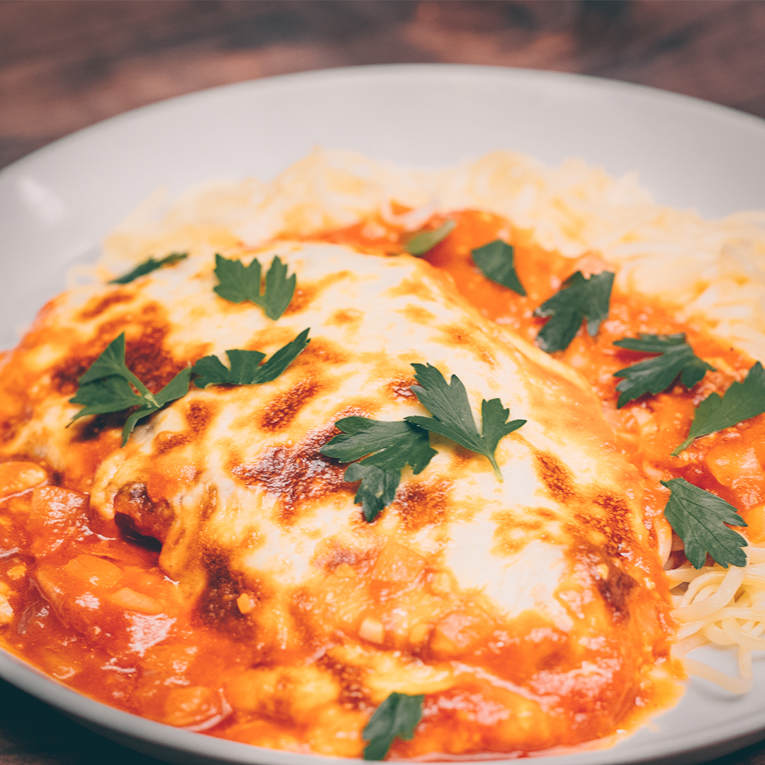 Chicken Parmigiana Recipe Tastemade