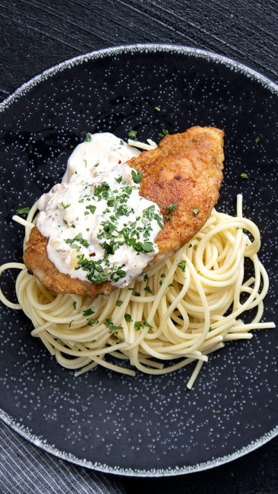 Carbonara Chicken