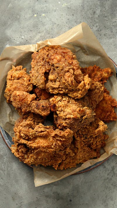 The Hound's Fried Chicken