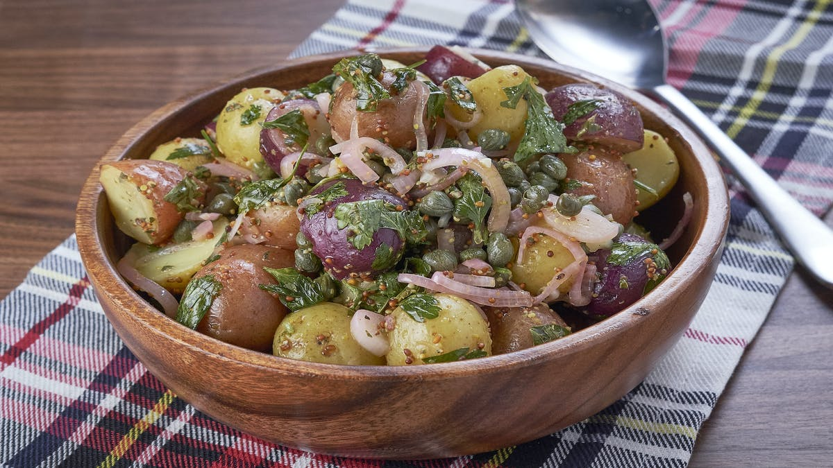 Warm Potato Salad Image