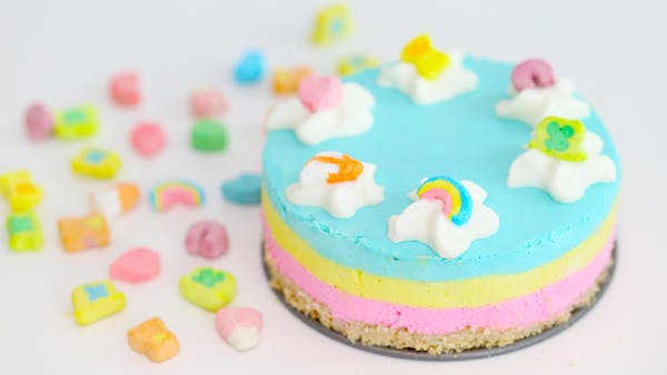Mini Lucky Charms Cheesecakes Recipe Tastemade