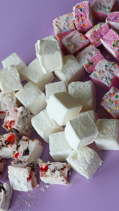 Easy Home-Made Marshmallow recipes