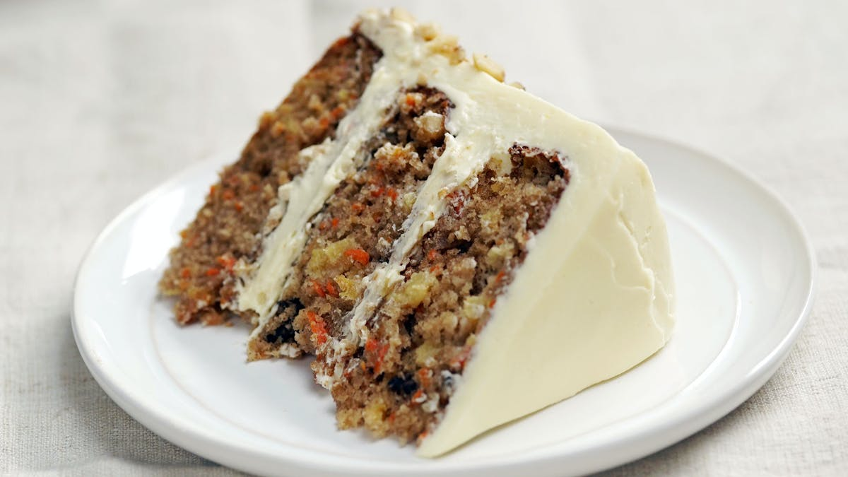 The Ultimate Classic Carrot Cake Image