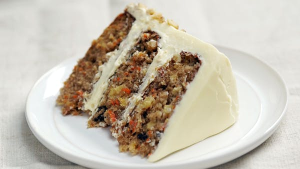 Ultimate Carrot Cake With Pineapple