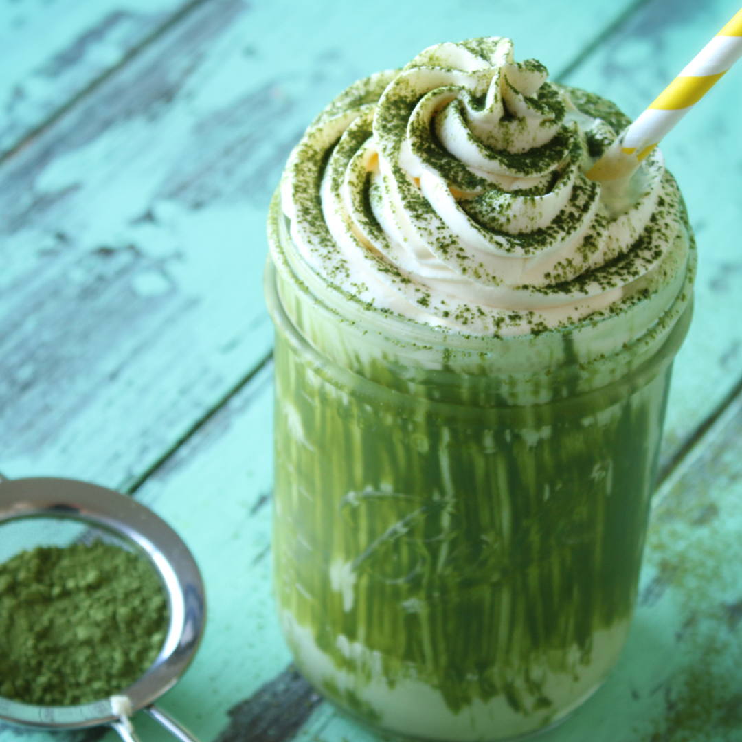 Image result for matcha milkshake