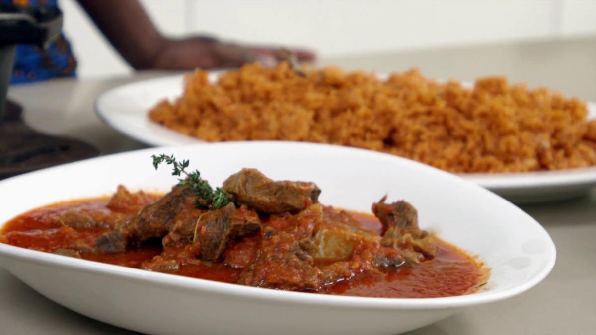 African Oxtail Stew Image