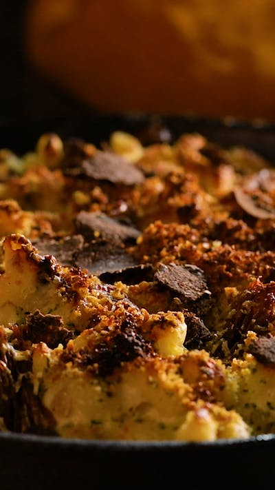 Deluxe Mac 'n' Cheese With Short Rib and Truffle