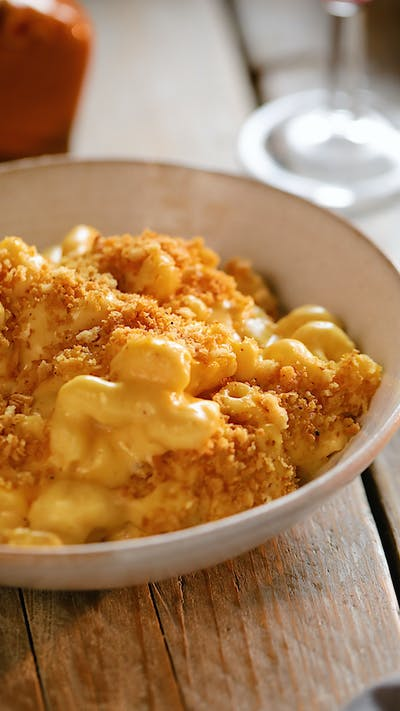 Brown Butter Mac and Cheese