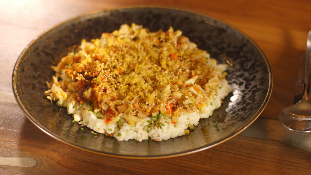 Lowcountry Crab Rice Image