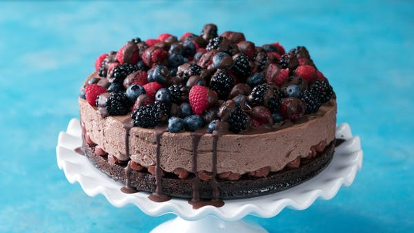 Black Forest Mousse Cake Recipe Tastemade