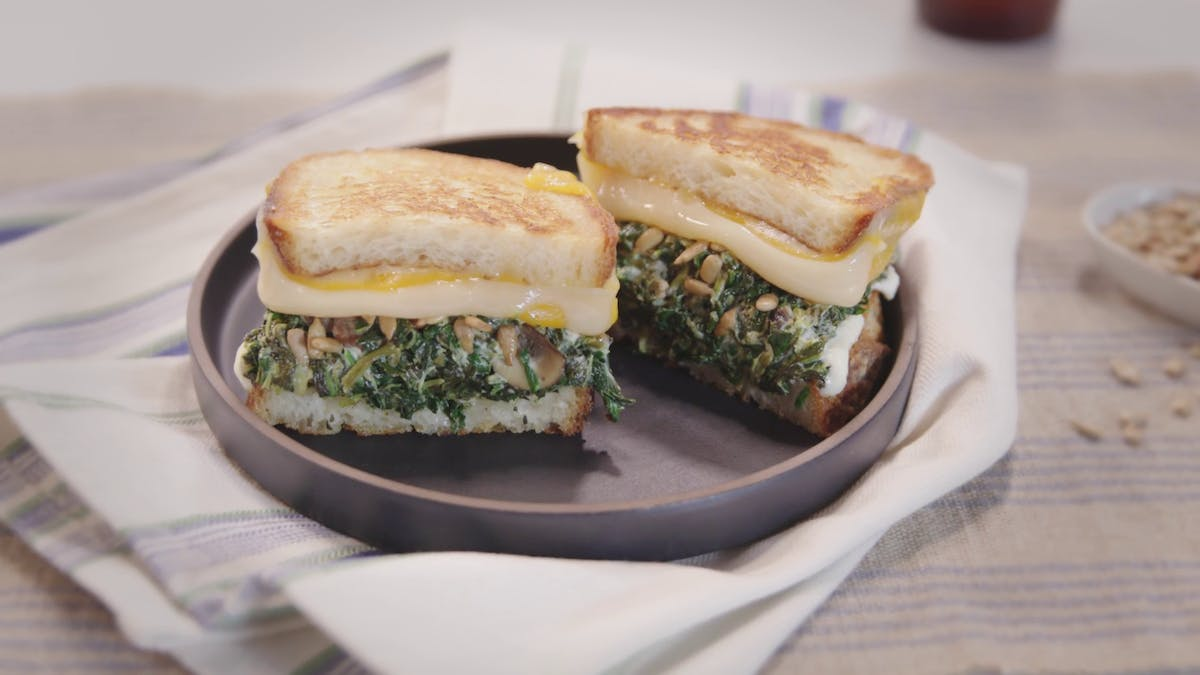 The Garden Sandwich (adapted from the Original by Jimmy Weisman) Image