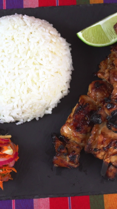 Filipino BBQ Chicken