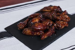 Pomegranate Chicken Wings 16x9