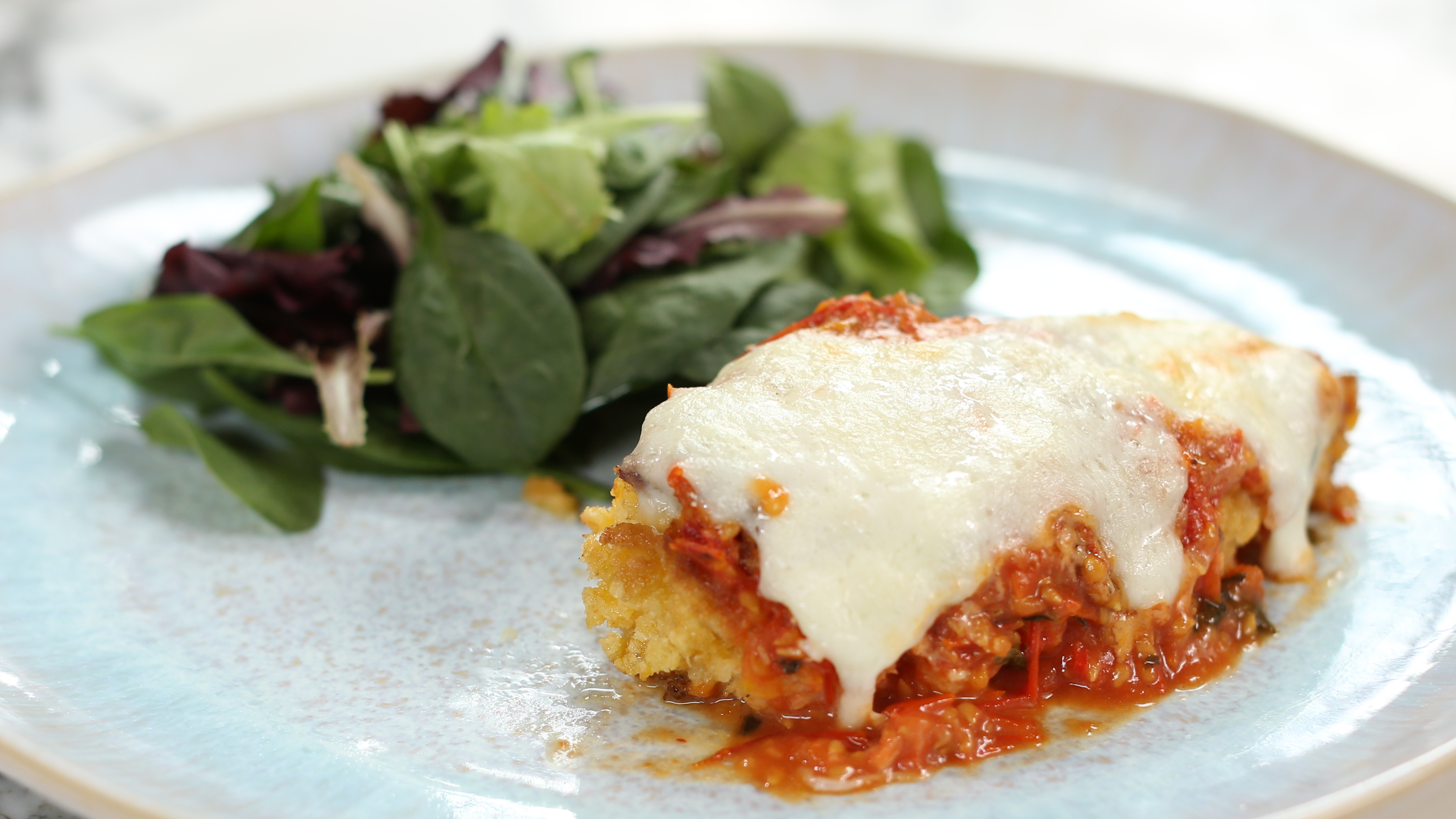 Tastemade Chicken Parmigiana Recipe