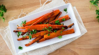 MAPLE GINGER ROASTED CARROTS HIGH RES IMAGE 1920X1080