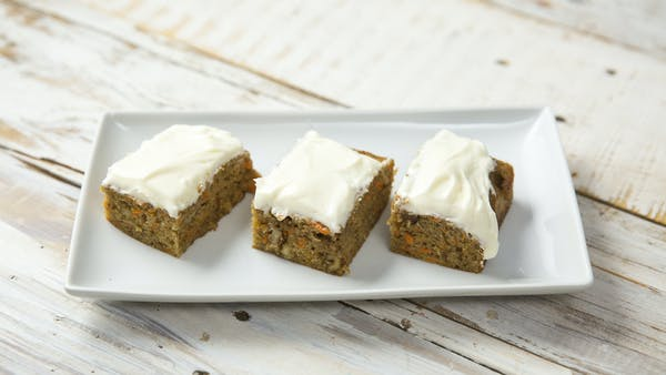 Tastemade Carrot Cake With Cream Cheese Frosting