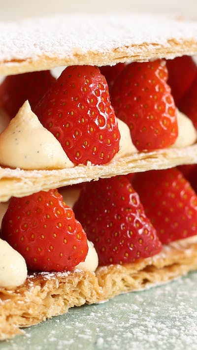 Quick Millefeuille